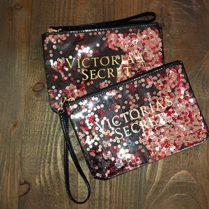 Victoria's Secret Shaky Sequin Wristlets